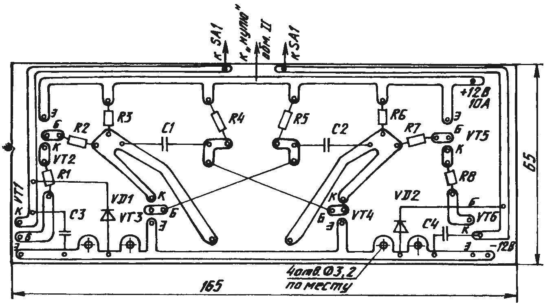PCB generator subunit