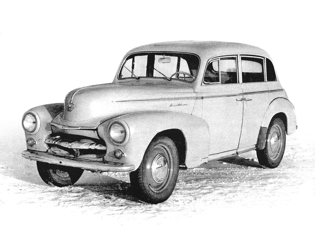 Экспериментальный «Москвич-403Э-424Э» (1949)
