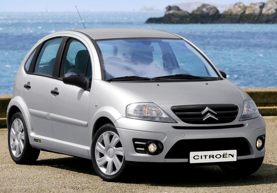 CITROEN C3 compact front wheel drive car international R-class (2002 -)
