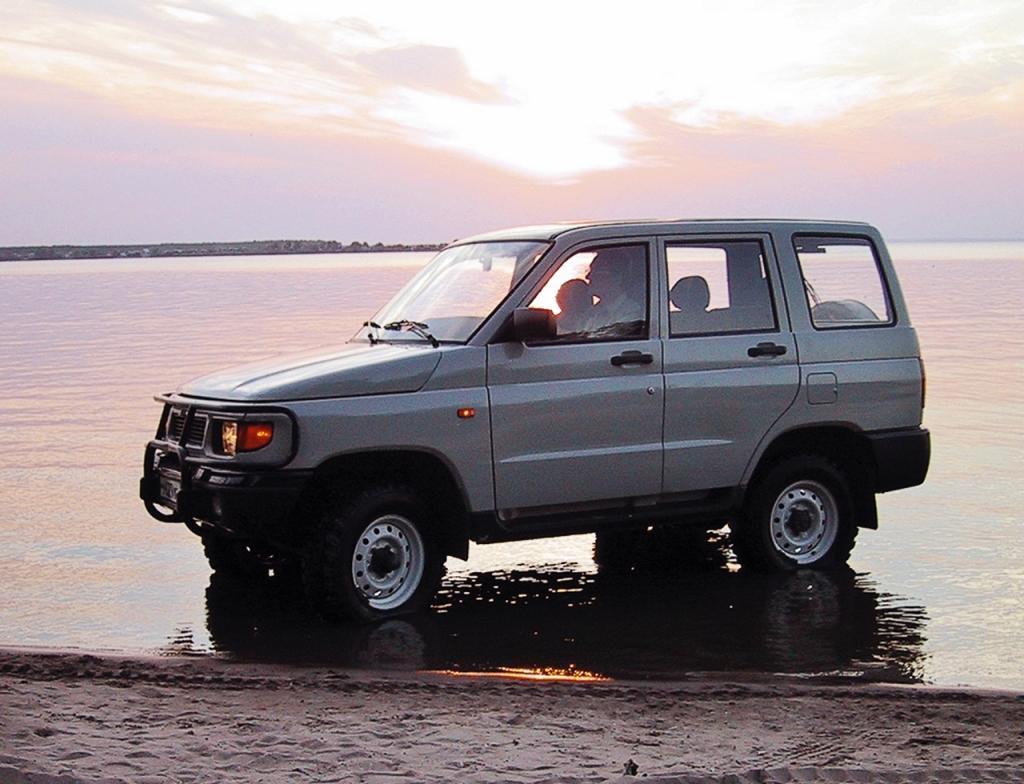 УАЗ-3160