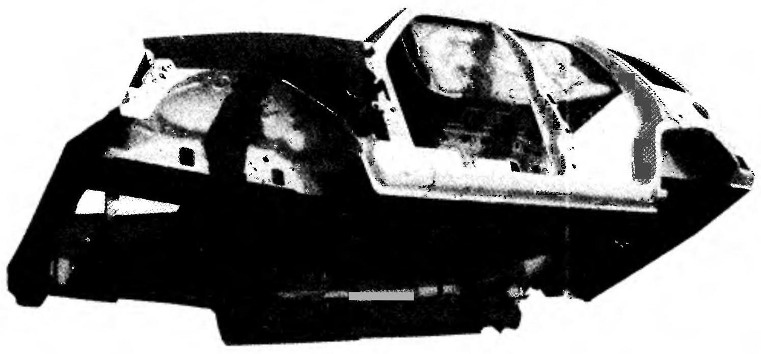 Двухрычажная передняя подвеска