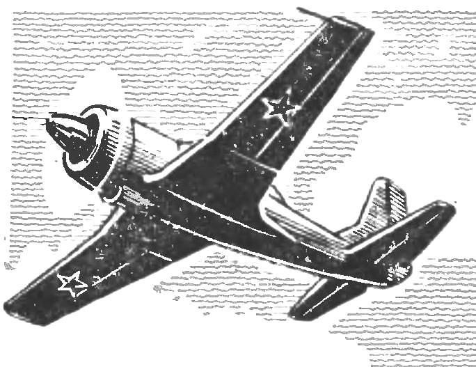 Самолет «Квант»