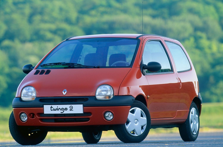 Компактный автомобиль RENAULT TWINGO (1993 г.)