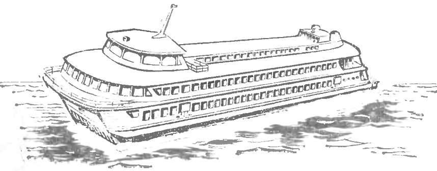 Fig. 5. It will look like a high-speed passenger Segovia SVP sleeping arrangements.