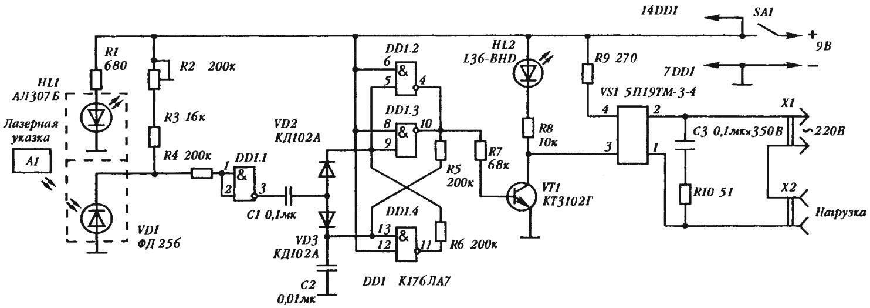 бытовыми электроприборами
