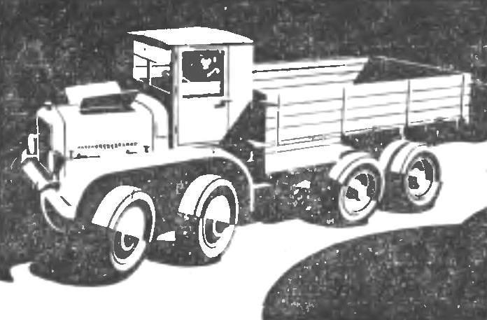 Рис. 1. ЯГ-12.