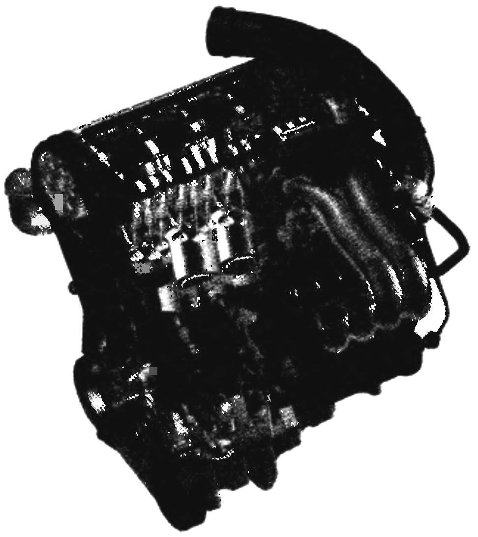 Новый двигатель рабочим объемом 1984 см3 и мощностью 130 л.с. В системе газораспределения — пять клапанов на цилиндр, изменяемая длина впускного тракта и изменяемые фазы работы впускных клапанов. Расположение на автомобиле — поперечное. Для снижения вибраций используются балансирные валы