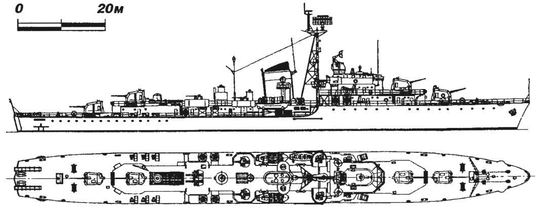 273. Destroyer