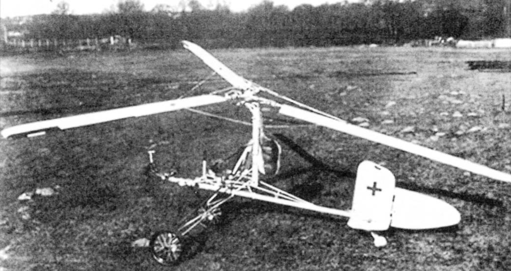 Для взлёта с земли применялось лёгкое съёмное шасси