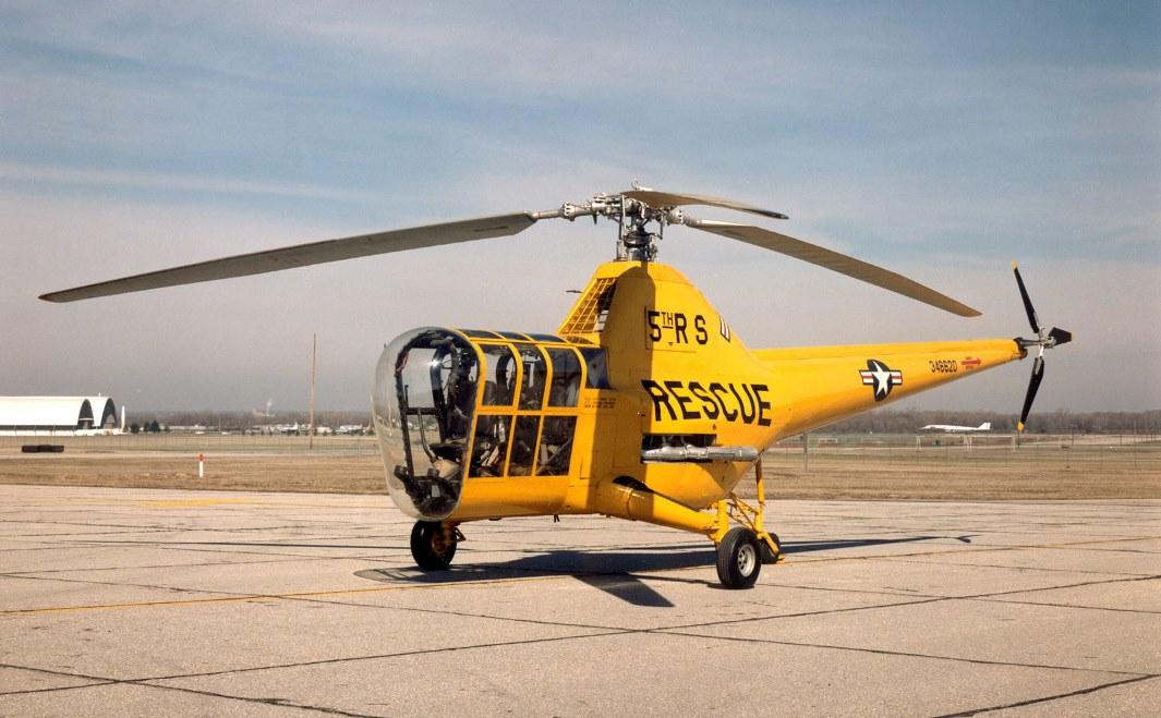 вертолеты соосной схемы.