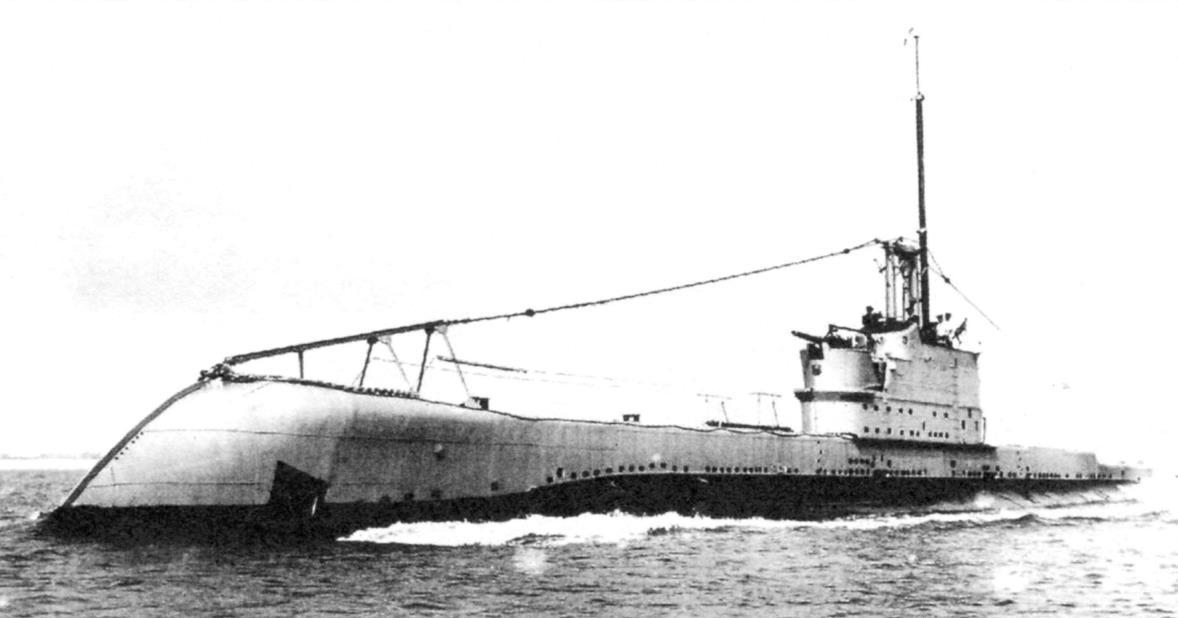 Подводная лодка «Оуксли»