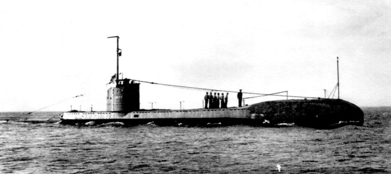 Подводная лодка «Юнити» (тип «U», серия I), Англия, 1938 г.