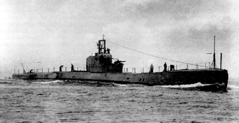 Подводная лодка «Клайд» (тип «Ривер»), Англия, 1935 г.