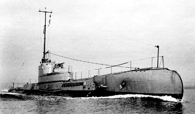 Подводная лодка «Суордфиш» (тип «S», серия I), Англия, 1932 г.