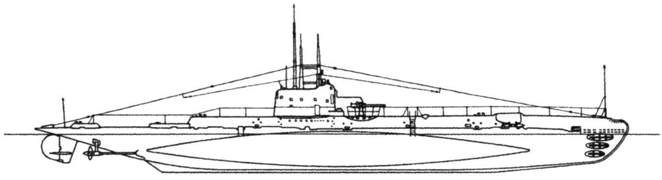 STARFISH, 1937 г.