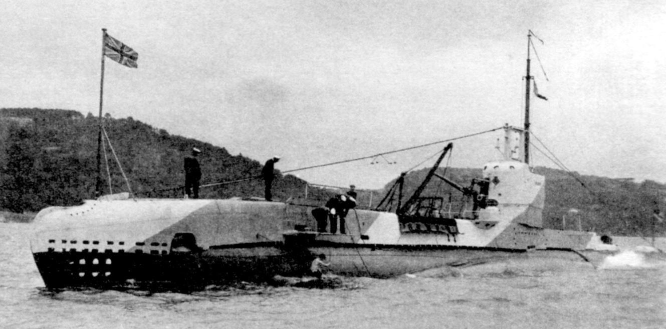 Субмарина «Старфиш» (тип «S»)