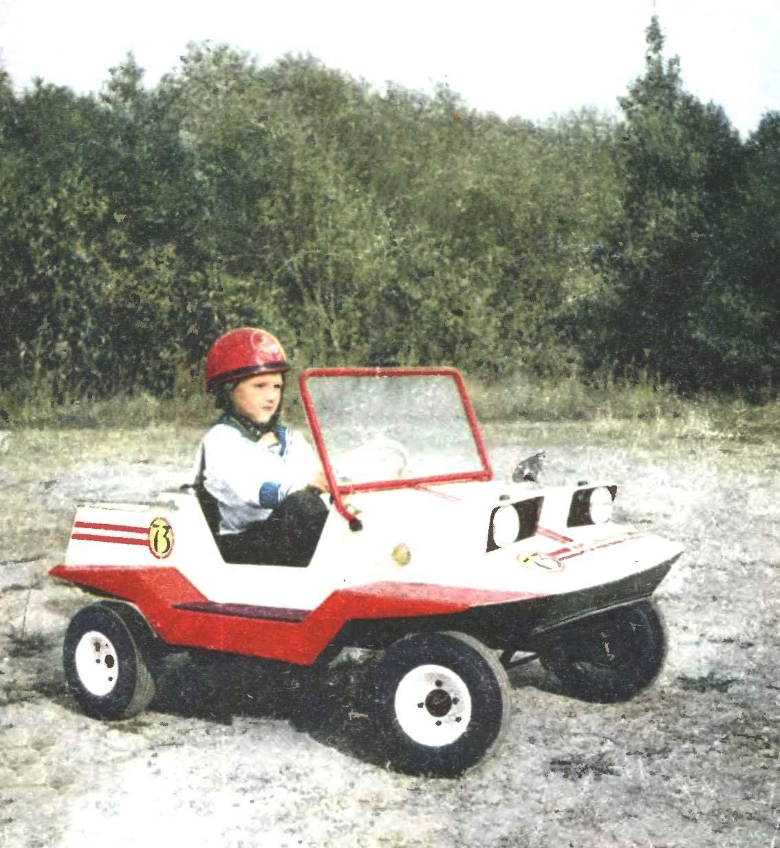 LITTLE MICRO-CAR