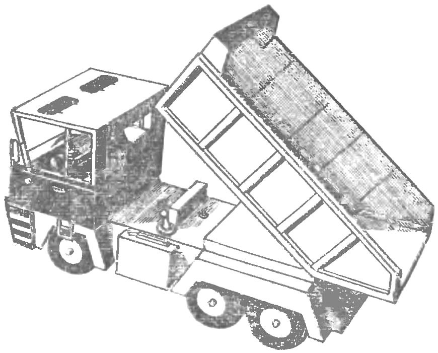 THE TRUCK PAPER
