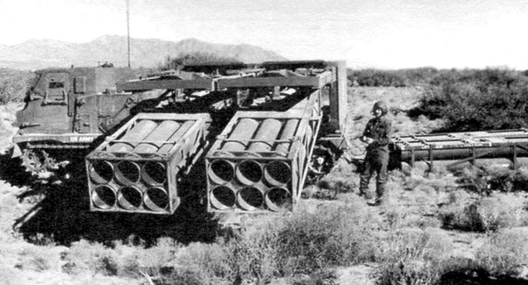 Заполнение пускового модуля боевой машины с помощью механизма перезагружения