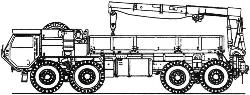 ТЗМ М985 MLPS