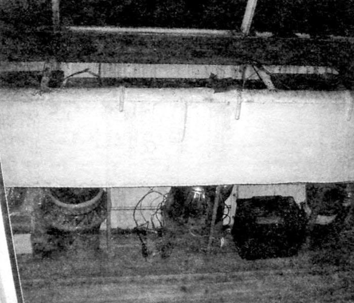 Полка под подоконником