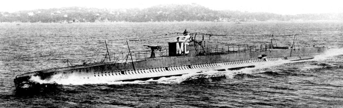 Подводный заградитель «Морис Калло», Франция, 1921 г.
