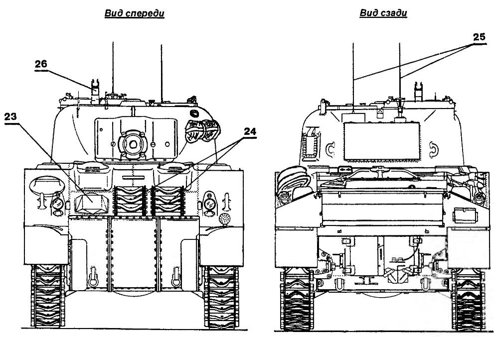 Крейсерский танк «Шерман-файрфлай»