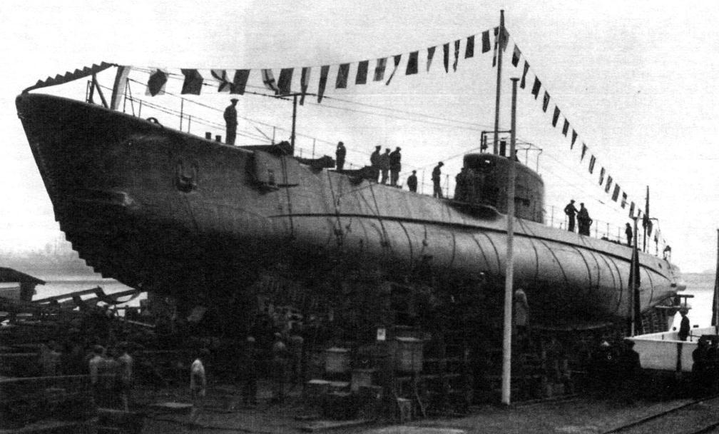 Подводная лодка «Арго» (Италия, 1937 г.)