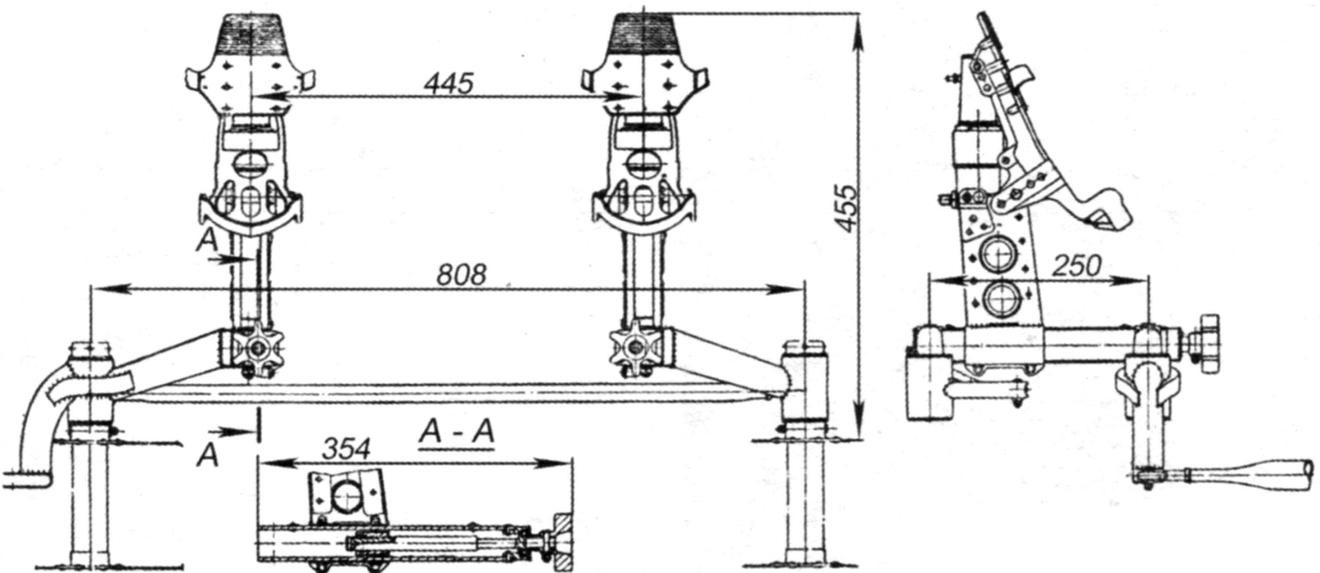 Pedal foot control aircraft