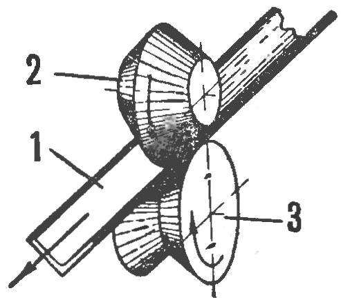 Рис. 6. Обработка уголка