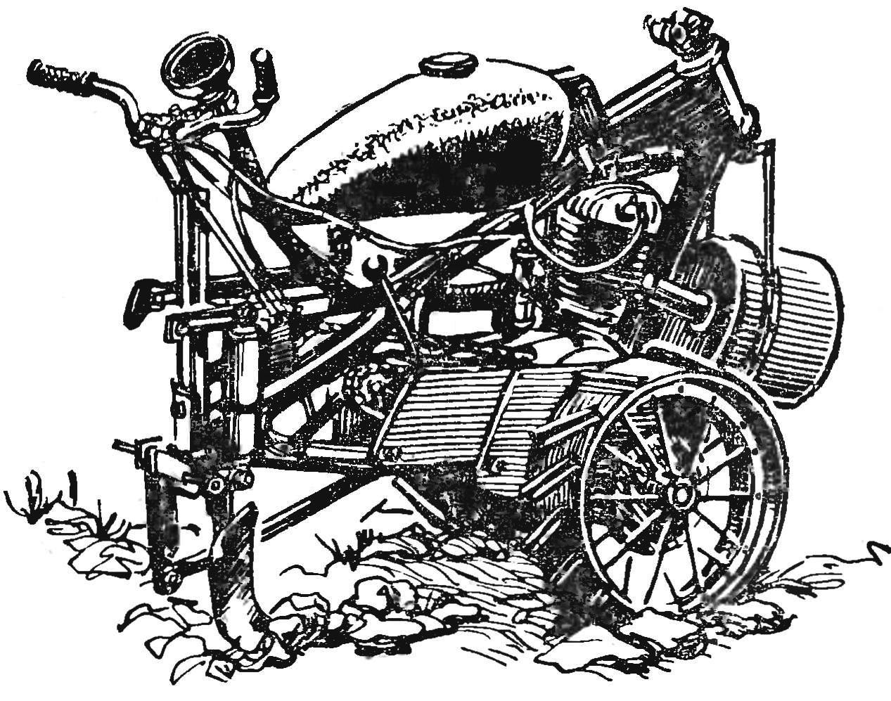 Fig. 1. Tractor.