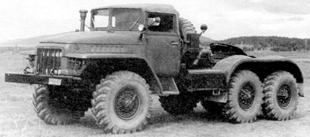 Урал-375с