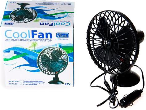 Автомобильный вентилятор