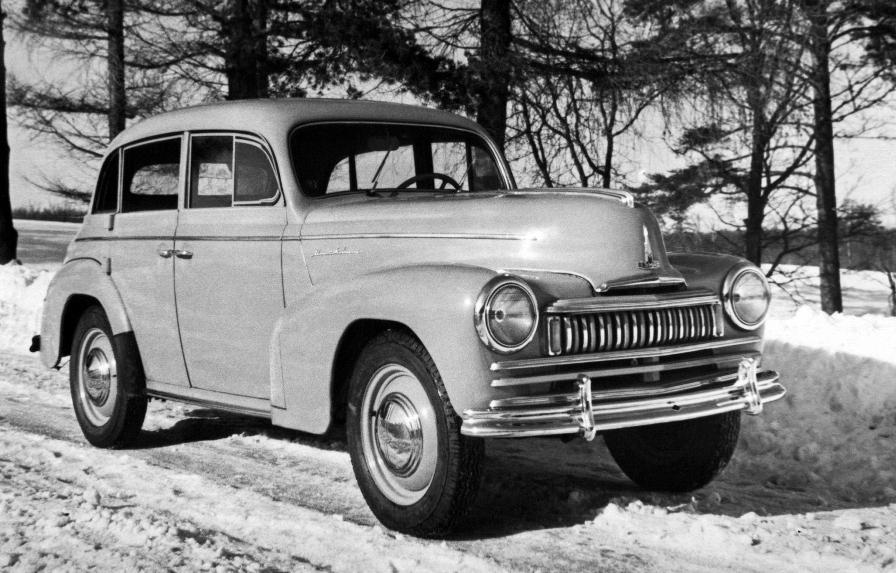 Опытный автомобиль «Москвич-401/424»