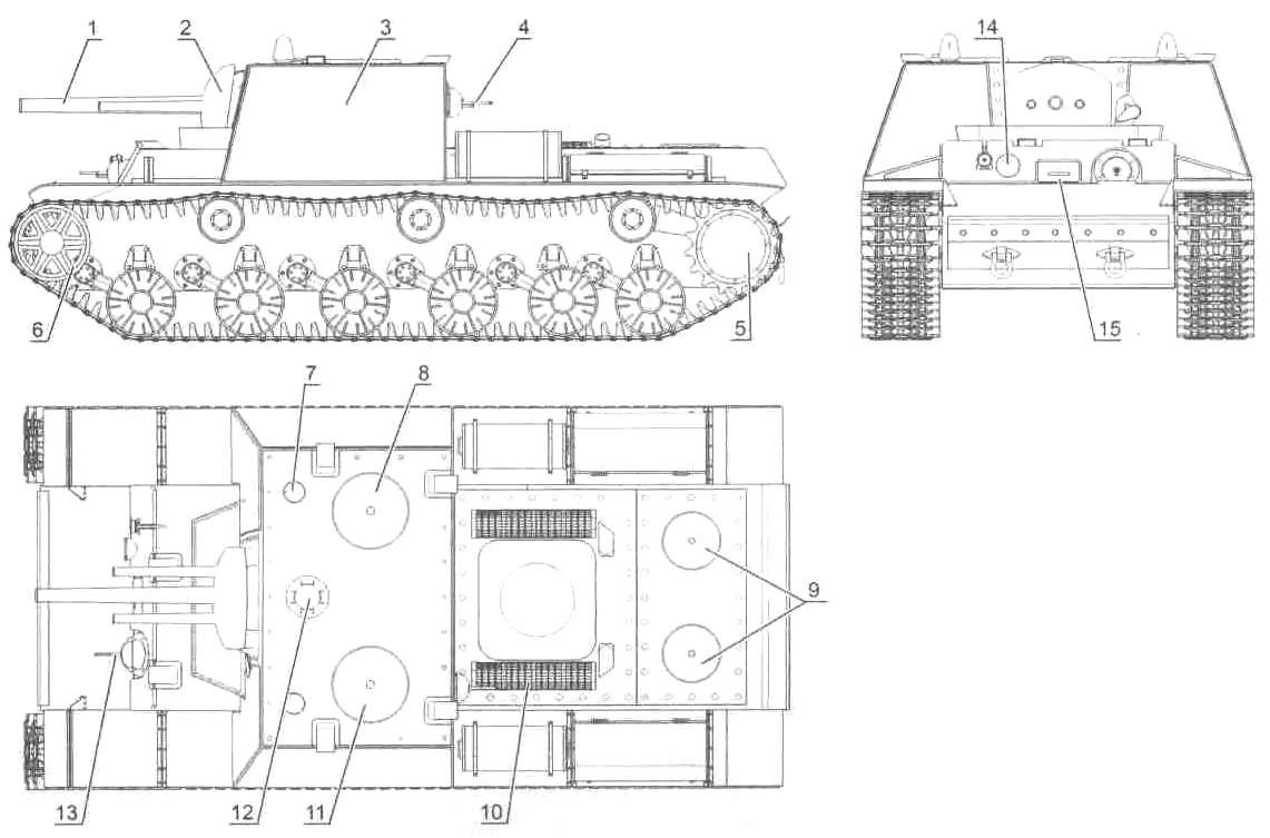 КВ-7 (трёхорудийный вариант)