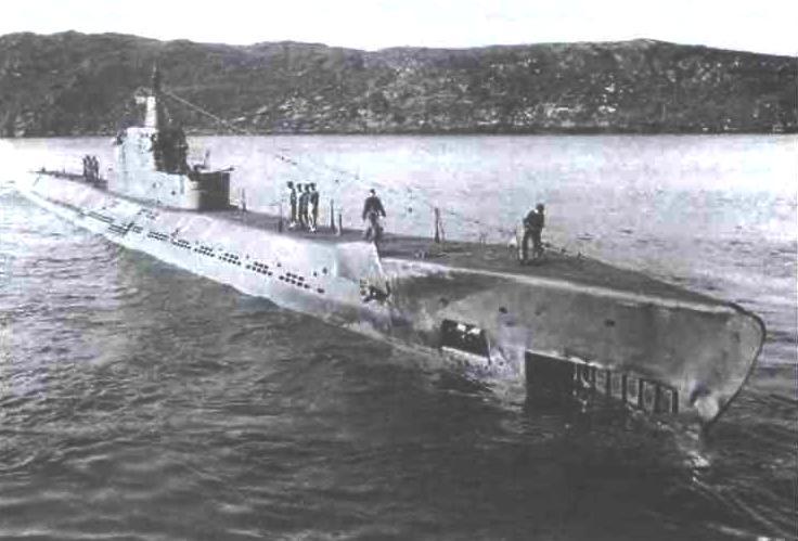 Большая (крейсерская) подводная лодка типа К, XIV серия