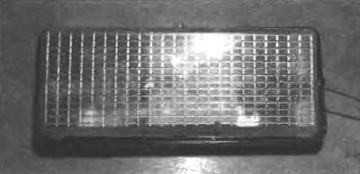 Плафон от ВАЗ-2115