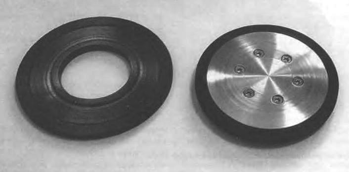 Резина и колесо кордовой модели