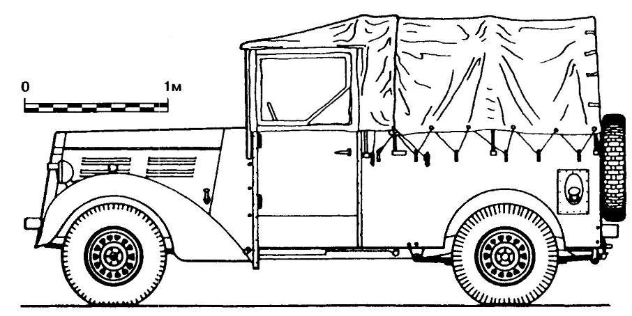 Standard 12 hp 4x2 Light Utility
