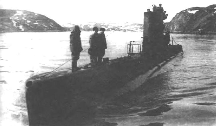 Малая подводная лодка «М-201» (15-я серия )