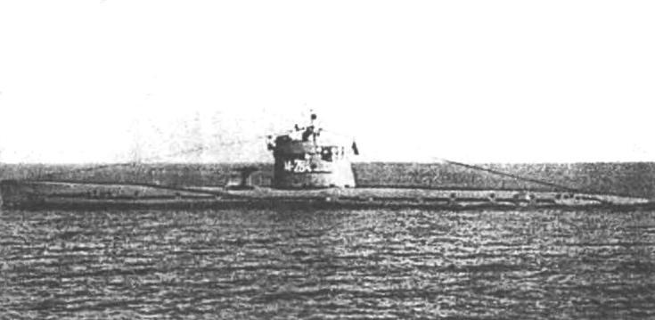 Подводная лодка тина «М»