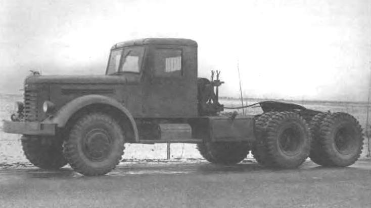 Предшественник КрАЗа грузовик Ярославского автозавода ЯАЗ-214