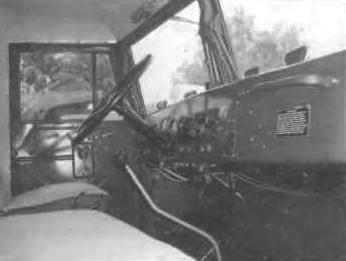 Кабина КрАЗ-214