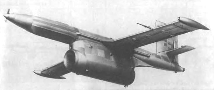 Мишень Ла-17М