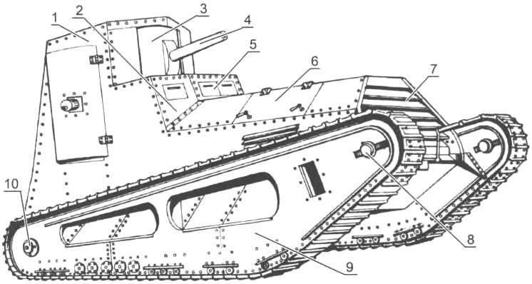 Танк LK-II