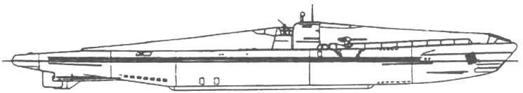 Подводная лодка «U-26» (Тип 1А), Германия, 1937 г.