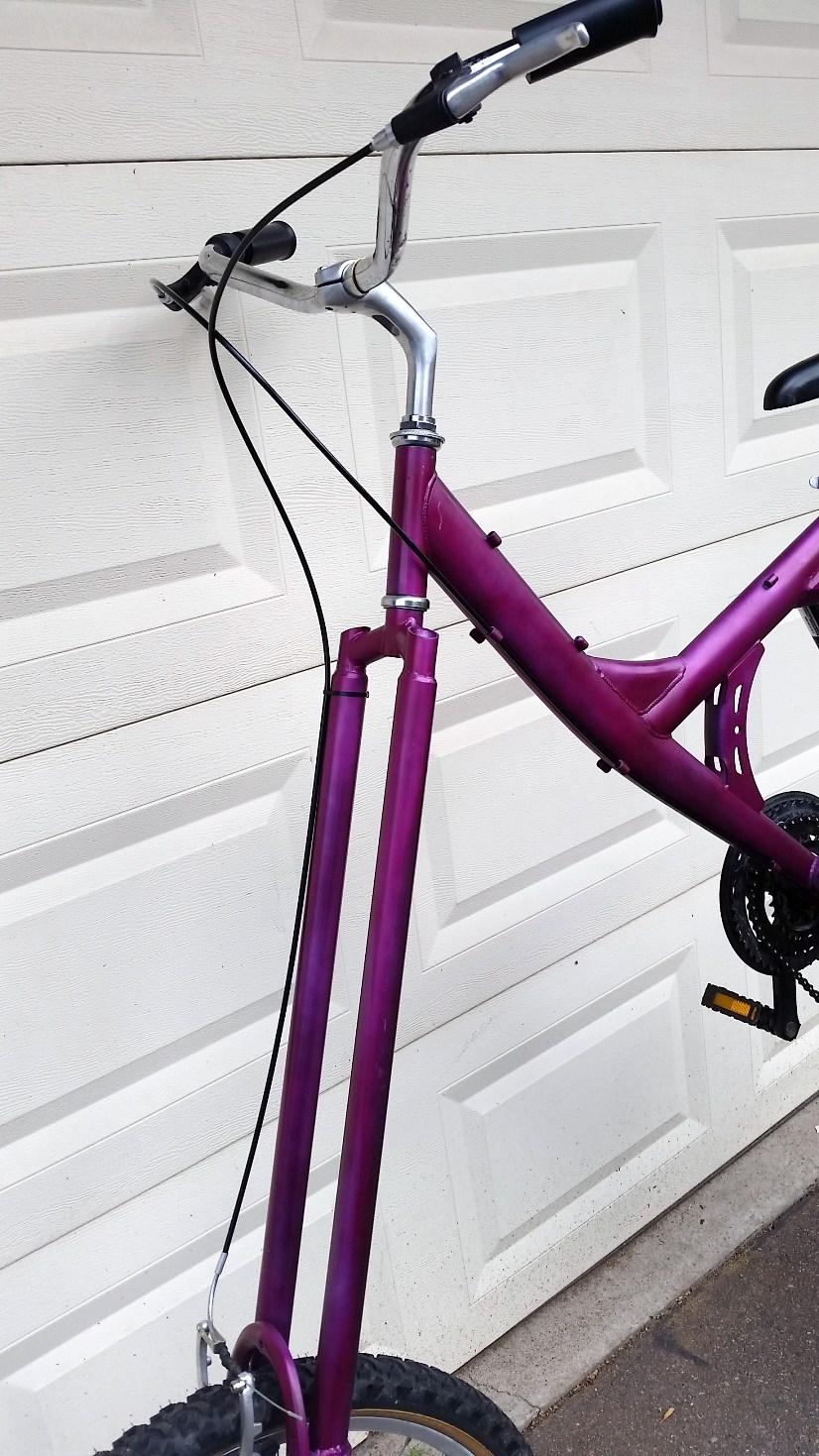 Шаг 9: Сборка велосипеда: тормоза