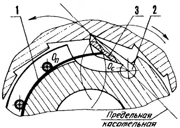 Рис.1. Схема механизма