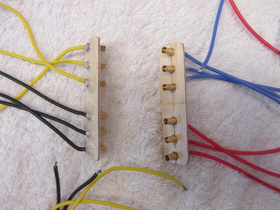 Шаг 9: Компоненты квадрокоптера: клеммы