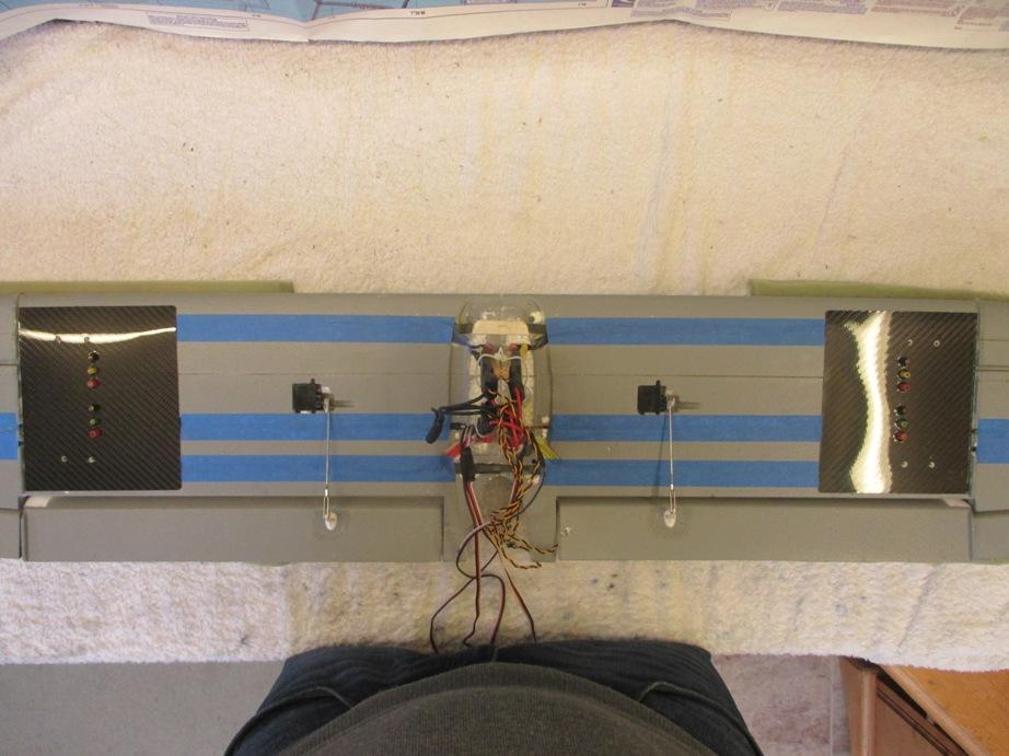 Шаг 10: Компоненты квадрокоптера: электропроводка